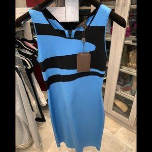 💯auth LOUIS VUITTON bodyconsious knit dress NWT